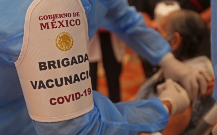 México debe de incrementar el número vacunas para controlar pandemia: OPS
